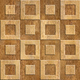 3D wall decorative tiles - Decorative paneling pattern Stock Images