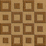 3D wall decorative tiles - Decorative paneling pattern Royalty Free Stock Photography