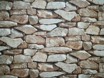 3D Wallpaper. For decorating wall royalty free stock photos