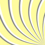 3d wave effect. Abstract background. Vector illustration. Good design Royalty Free Stock Photos