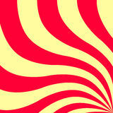 3d wave effect. Abstract background. Vector illustration. Good design Royalty Free Stock Images