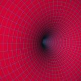 3d wektoru tunel Obrazy Stock