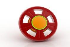 3d wheel Stock Image