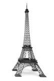 3d wieża eifla Zdjęcie Royalty Free