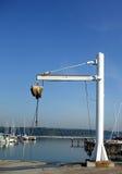 dźwignika marina Obraz Royalty Free