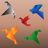 Dźwigowy Origami Obrazy Stock