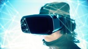 3d wirtualne gry online, nowa hazard rzeczywistości wirtualnej technologia zdjęcia royalty free