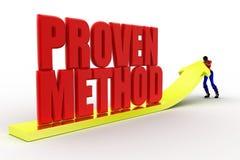 3d women proven method Stock Photo