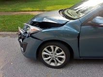 3d wypadkowa samochodowa ilustracja odizolowywający odpłacający się biel Fotografia Royalty Free