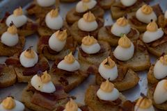 D& x27 de Hors do gourmet; obras 5 Fotos de Stock Royalty Free
