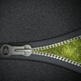 3 D zipper Stock Photos