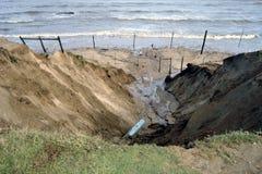 Daño de inundación 01 Fotografía de archivo libre de regalías