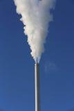 Daño medioambiental: Contaminación atmosférica Fotografía de archivo