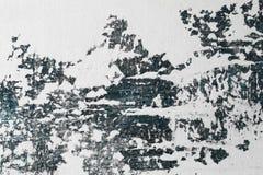 Daños rayados grandes azules claros en el estuco en la textura del tablón - fondo abstracto fantástico de la foto imagenes de archivo