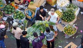 DA拉特,越南2013年2月8日 免版税库存图片
