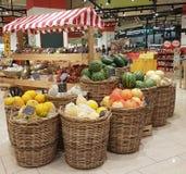 da的新的Jaya菜市场商店:人USJ 免版税库存照片
