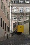 da缆索铁路的格洛里亚 免版税库存图片