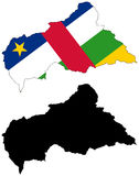 Da África Central Foto de Stock
