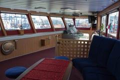 Día abierto en el alcohol de Stena del transbordador. Fotografía de archivo libre de regalías
