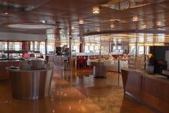 Día abierto en el alcohol de Stena del transbordador. Fotografía de archivo