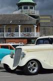 Día americano 2016 del coche de Brooklands Fotografía de archivo