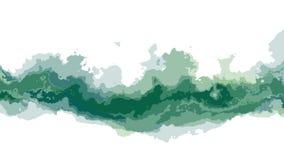 Da arte original nova abstrata turbulenta da qualidade do fundo da ilustra??o do respingo da pintura de Digitas agrad?vel fresco  ilustração royalty free