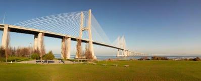 da bridżowy gama Lisbon Vasco Zdjęcie Royalty Free