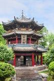 The Da Ci'en Temple, X'ian, China Royalty Free Stock Image