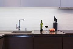 Da cozinha vida moderna ainda Fotos de Stock