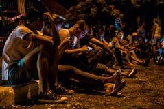 Da Cuba al mondo 10 Immagini Stock