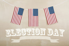 Día de elección Imagen de archivo libre de regalías