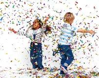 Día de fiesta feliz Fotografía de archivo libre de regalías