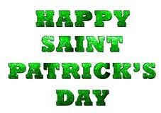 Día de Patricks del santo Imágenes de archivo libres de regalías