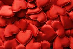 Día de tarjetas del día de San Valentín Fotos de archivo libres de regalías