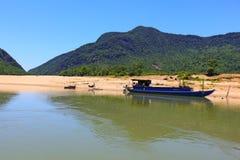Da Dung Mountains Stock Photo