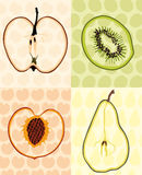 Da fruto el fondo Libre Illustration