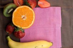 Da fruto el fondo Imagen de archivo