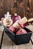 Da fruto el helado Fotografía de archivo