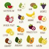 Da fruto el icono de la colección libre illustration