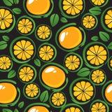 Da fruto seamless-10 stock de ilustración