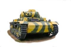 2da guerra mundial alemana del tanque medio Fotos de archivo