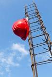 Da indústria da construção civil vida ainda Foto de Stock