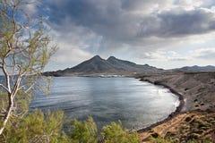 Da Isleta del Moro Immagine Stock