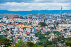 Da Lat City Stock Photo