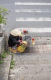 Da Lat rynek, Wietnam Zdjęcie Royalty Free