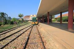 Da Lat stacja kolejowa Fotografia Stock
