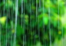 Día lluvioso Imágenes de archivo libres de regalías