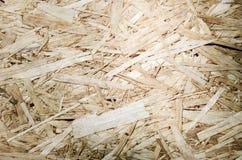 Da madeira compensada da textura fim acima Fotografia de Stock Royalty Free