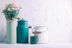 Da manhã da cozinha vida ainda Imagens de Stock Royalty Free