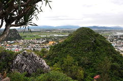 Da Nang beach, Vietnam Royalty Free Stock Image